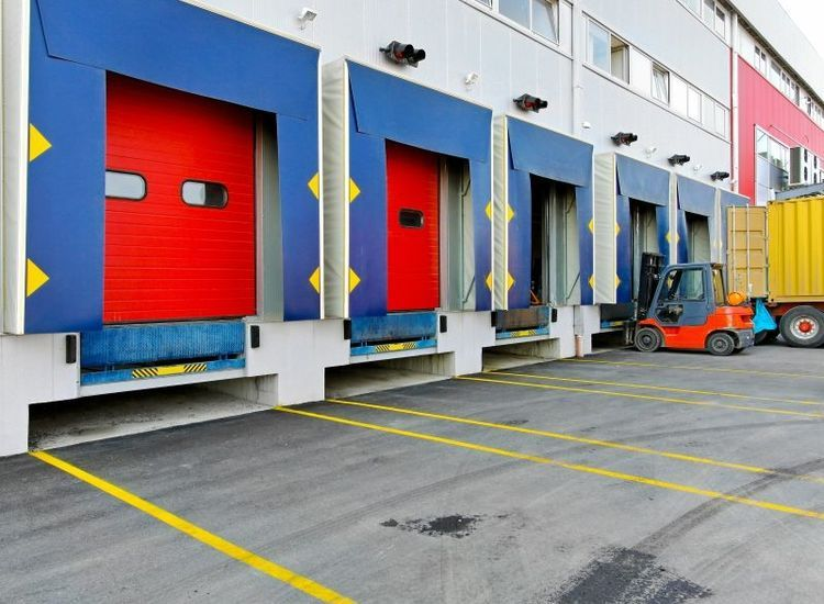 Biddle, energy saving climate solutions for transport and logistics centres.